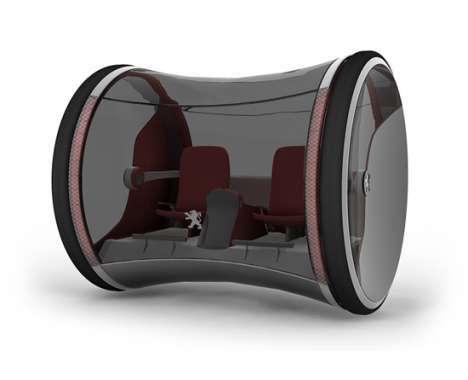 29 Round Eco Car Designs