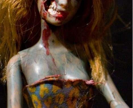 22 Eccentric Barbie Doll Designs