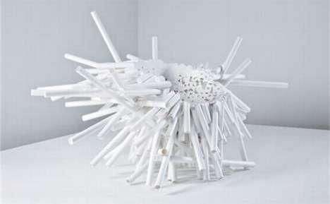 Sea Urchin-Inspired Seating