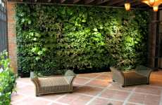 Vertical Interior Gardens