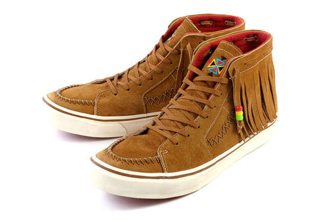 Native American Skate Shoes