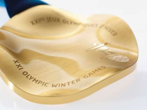 Awarding Olympians With Reclaimed Gold, Silver, Bronze