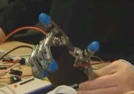 Sensory Robotic Limbs