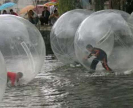 70 Eccentric Bubble Innovations