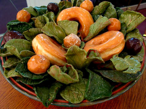 Doughnut Salads