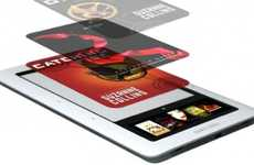Touchscreen e Ink Readers - Barnes & Noble Nook eReader Can Be Read in the Sun