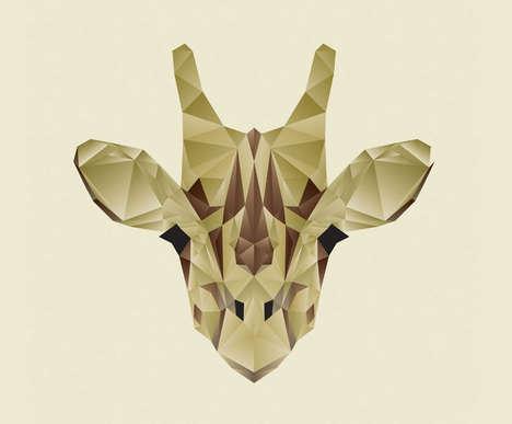 3D Origami Sketches