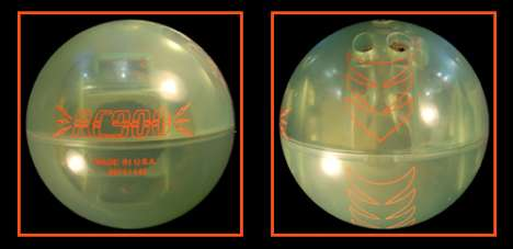 Intuitive Bowling Balls - Global 900's Remote Control Bowling Ball