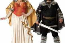 Plus-Size Couple Costumes - Expanded Selections for Holiday Fun in 2009
