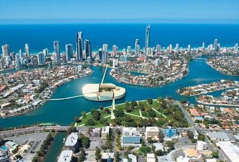 Aussie Island Architecture
