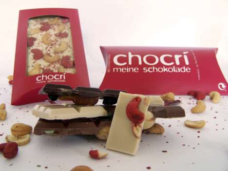 Personalized Eco Chocolates - Chocri Expands Operations to United States