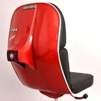 Scarlet Scooter Seats