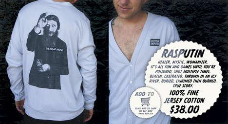 Rockin' Rasputin Tees