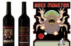 Geektastic Alcohol - Gamer Wine Makes Wine Tastings Much Nerdier