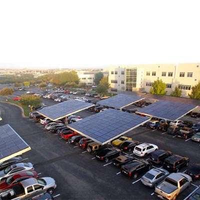Shady Solar Parks