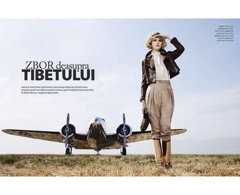 17 Amelia Earhart Inspirations