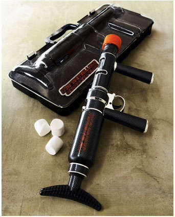 Candy-Shooting Rifles