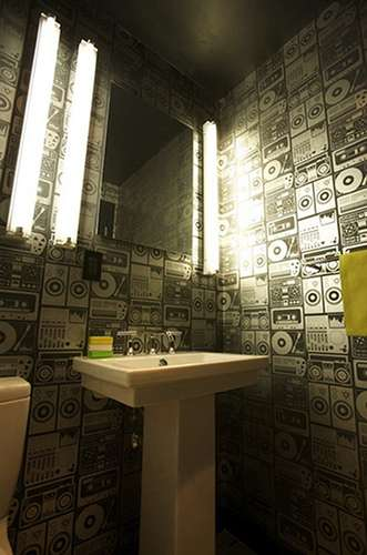 Reconceived Wall Coverings