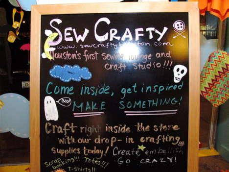 Stylish Craft Storefronts