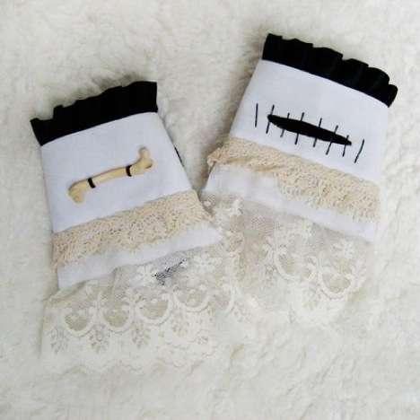 Corpse Bride Cuffs
