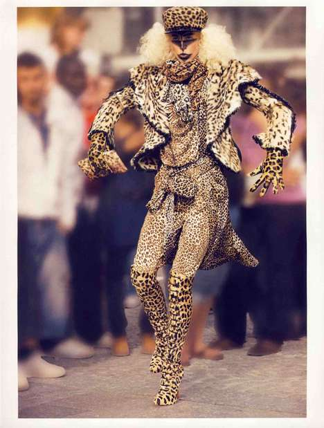 Feline Femme Fashion