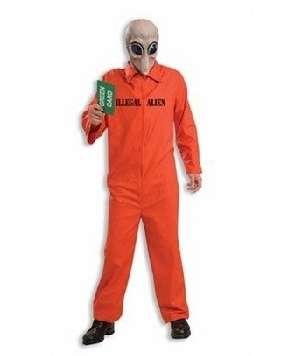 Illegal Alien Costumes