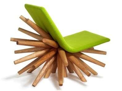 Spiky Seats