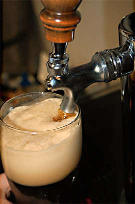 Creamy Beer Taps