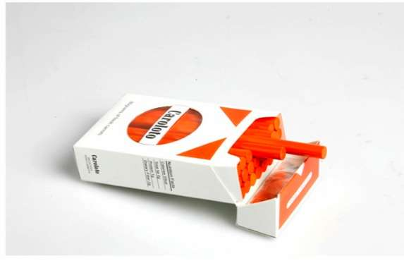 Carrot Stick Cigarettes
