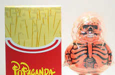 Chubby Halloween Clowns - The Ron English McSupersized Popaganda Halloween Figurine