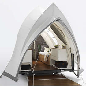 Melodic Folding Campers