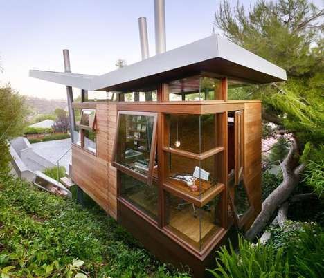 Tree-Integrated Homes