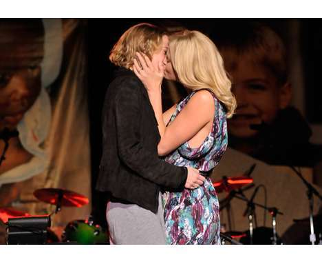 52 Celebrity Charity Stunts