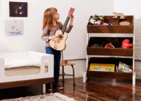 Shape-Shifting Shelves