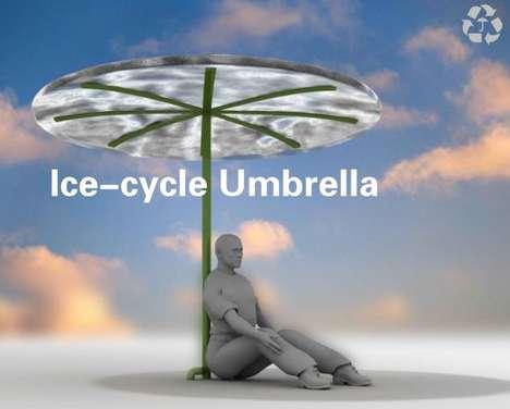 Melting Umbrellas