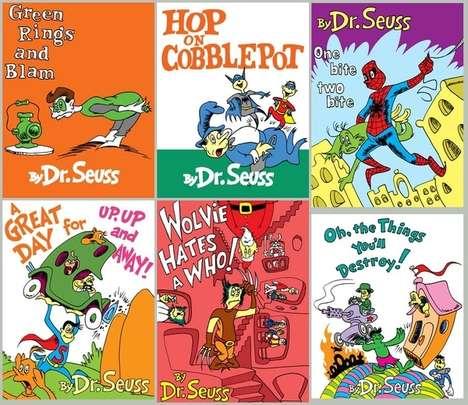 Superpowered Cartoon Classics