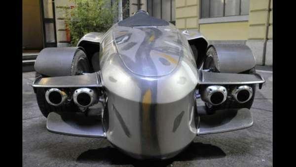 2 Million Euro Supercars