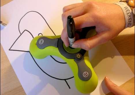Digital Drawing Assistants