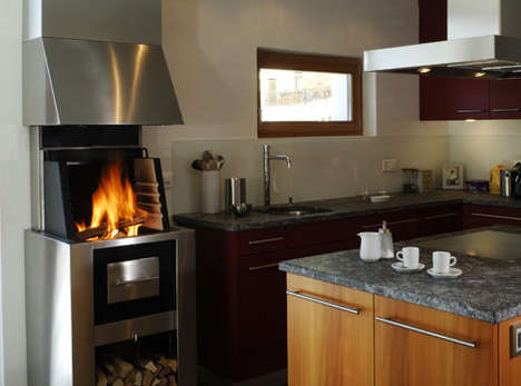 Fusing Kitchens & Fireplaces