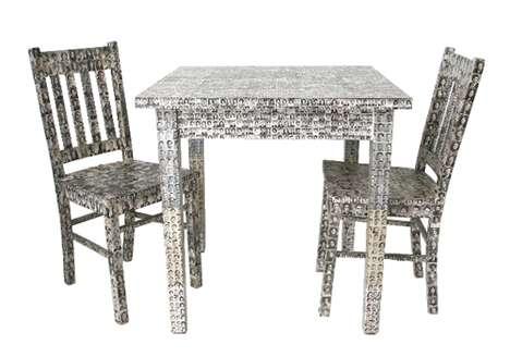 Photographic Furniture