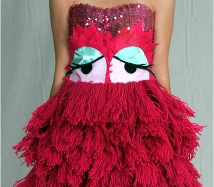 'Fraggle Rock' Frocks