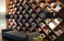 Bounteous Bookcases