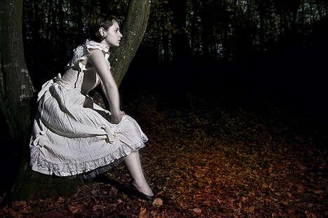 Eerie Outdoor Portraits