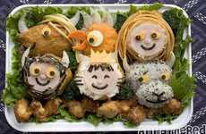 Movie-Inspired Edibles - The Where the Wild Things are Bento is Too Cute to Eat