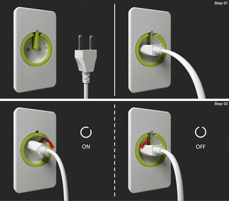 Eco-Friendly Outlets