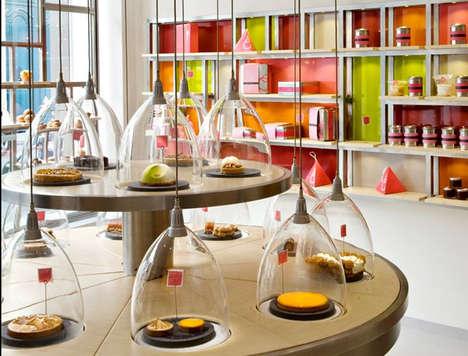 Futuristic Parisian Bakeries