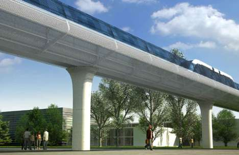 Sleek Solarized Monorails