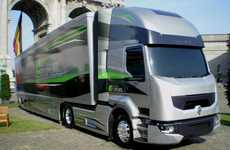 Eco-Friendly Big Rigs