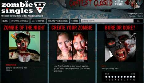Zombified e-Dating