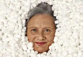 Styrofoam Packed Seniors